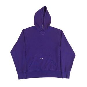 Nike Center Swoosh Hoodie Pocket Logo Travis Scott